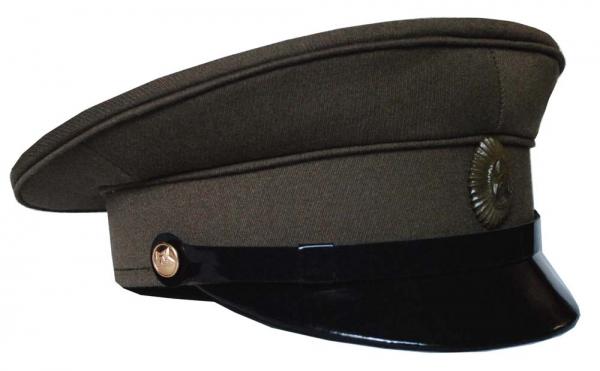 2845a9c5efd Soviet Army Officer Field Uniform Visor Hat 1958-1969 Replica