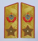 Marshal's USSR uniform parade shoulder boards epaulets replica
