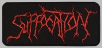 Suffocation Brutal Technical Death Metal band patch #2