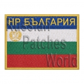 Bulgaria flag interkosmos space program patch