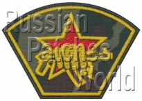 Russian army MVD spetsnaz uniform sleeve camo patch 2