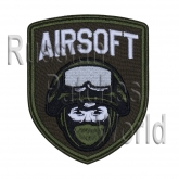 Airsoft Custom Embroidered Patches