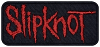 Slipknot metal music band embroidered patch