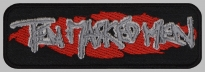 Ten Masked Men music band embroidered patch