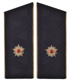 Soviet Russian Counter admiral daily uniform shoulder boards replica