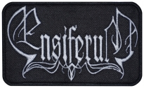 Ensiferum music band embroidered patch