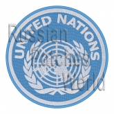 United Nations UN OON embroidered patch v2