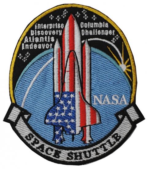 space shuttle enterprise patch - photo #2