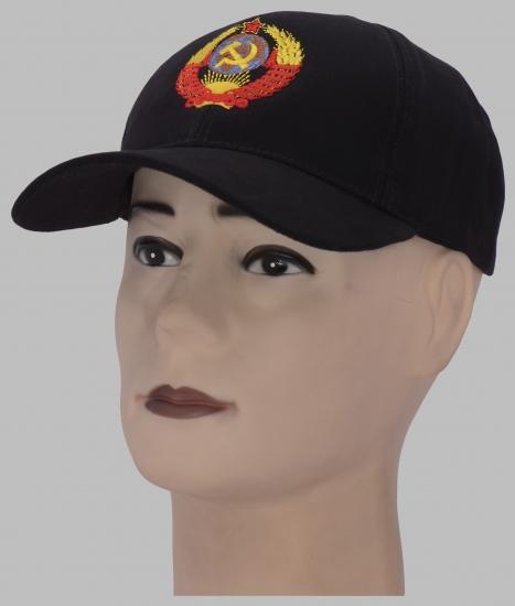 dc0638da9 USSR Russian Soviet Arms CCCP Baseball Embroidered Cap Hat #1
