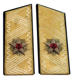 Soviet Admirals full parade uniform shoulder boards