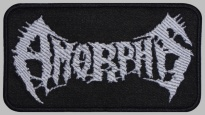 Amorphis folk metal embroidered music patch