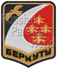 Berkuty Mi-35 Russian helicopter aerobatic team patch
