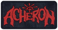 Acheron band music embroidered patch v2