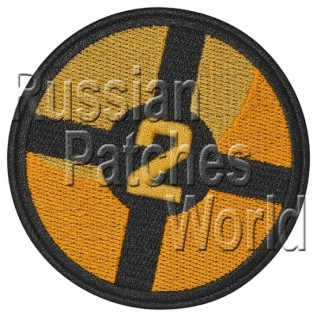 Team Fortress 2 logo embroidered patch #2
