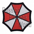 Umbrella Corporation Resident Evil airsoft embroidered patch