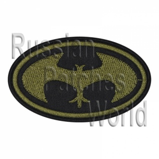 Buttman Airsoft game embroidered patch