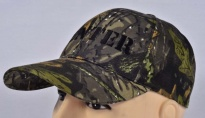 Hunter Dubok Print Camo Baseball Cap Machine Embroidered #2