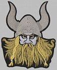 Viking norse embroidery patch #2