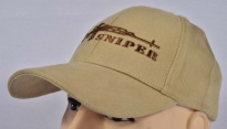 Sniper Military  Baseball Cap Hat Beige #2