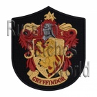 Gryffindor Hogwarts Harry Potter embroidery patch