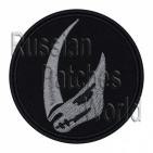 Mudhorn The Mandalorian Star Wars embroidered patch