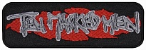 Ten Masked Men death metal band embroidered music patch #2