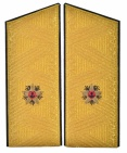 Soviet Counter admiral full parade uniform shoulder boards replica