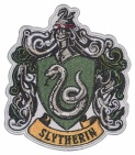 Slytherin Harry Potter embroidery patch