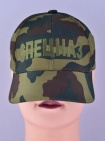Russian Army Spetsnaz Uniform Baseball Cap Flora Camo Machine Embroidered