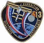ISS Expedition 13 Soyuz TMA-8 #1