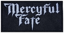 Mercyful Fate heavy metal black metal embroidered  music patch