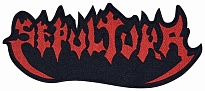 Sepultura thrash metal death metal embroidered music big patch #4