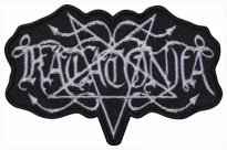 Katatonia Doom metal band embroidered music patch #1