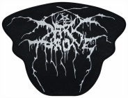 DARKTHRONE black metal band embroidered patch #2