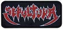 Sepultura thrash metal death metal embroidered music patch
