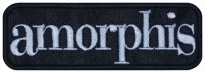 Amorphis folk metal,death metal embroidered  music patch #2