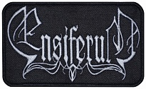 Ensiferum folk metal band embroidered music patch